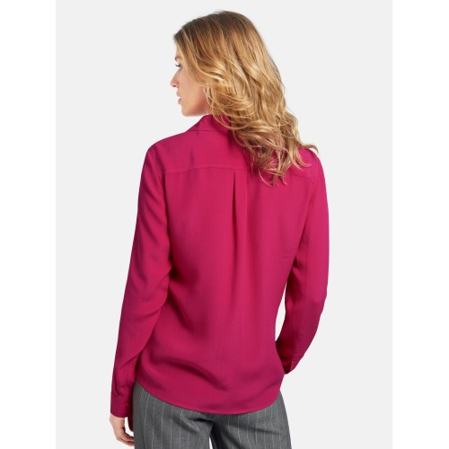 Basler Blouse with long sleeves sizes fuchsia for Young Women Clearance UUSS35238